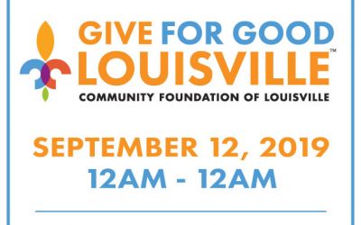 Community Foundation of Louisville's Give For Good Louisville