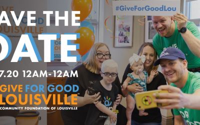 Give for Good Louisville is back 9.17.20